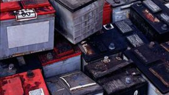 Get Money For Your Old Car Batteries