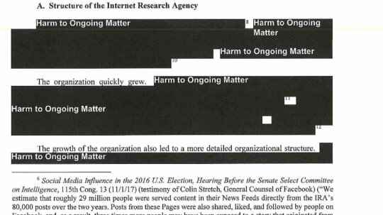 How and Why Are Documents Redacted?