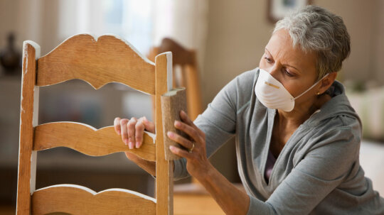 How to Restore Wooden Furniture Finish