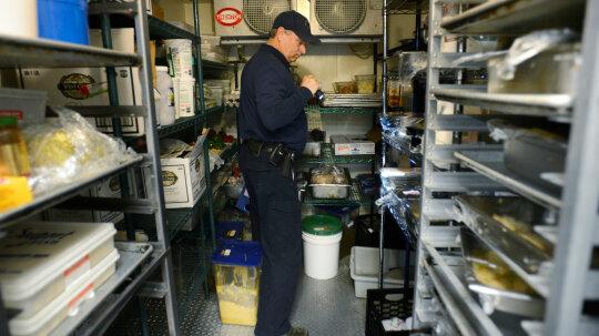 How Restaurant Health Inspections Work