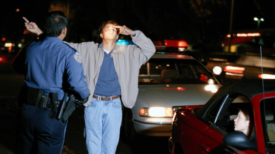Your Car May Soon Say 'No' to Drunk Driving