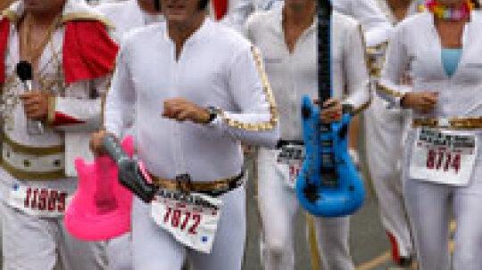 How the Rock 'n' Roll Marathon Series Works