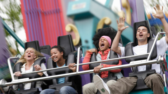 All Aboard for Our Roller Coaster Quiz!