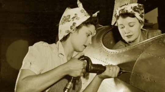 Who was Rosie the Riveter?