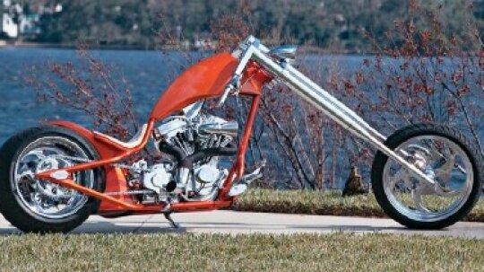 Sabre Tooth: A Chopper Profile