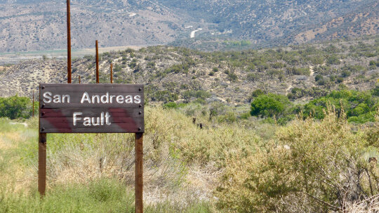 The San Andreas Fault: Is the Big One Coming?