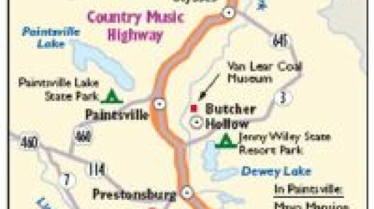 Kentucky Scenic Drives: Country Music Highway