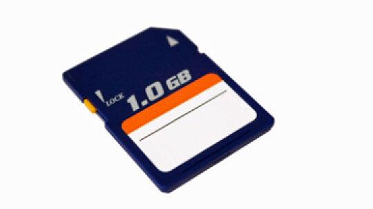 How Secure Digital Memory Cards Work