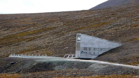 Climate Change Could Destroy Doomsday Vault