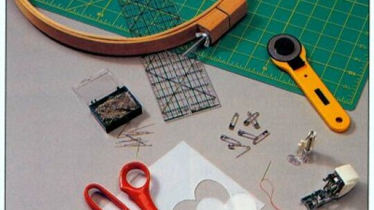 Selecting Tools forQuilting