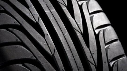 How Self-regenerating Tire Tread Works