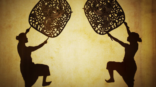 The Magical Art of Cambodian Shadow Puppetry Has Entertained for Centuries
