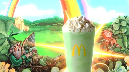 How the Shamrock Shake Became McDonald's Mintiest Legend
