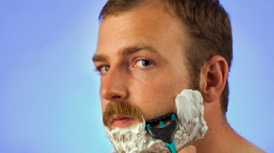 Are there harmful chemicals in shaving cream?