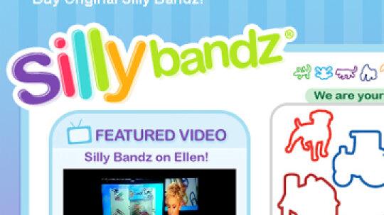 How Silly Bandz Work