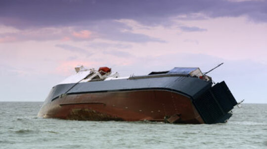 How to Survive a Sinking Ship