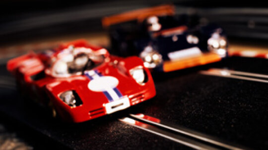 How Slot Car Racing Works