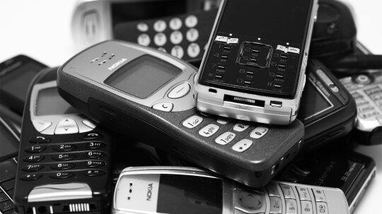 """5种方式捐赠你的旧智能手机或手机给慈善机构""""border="""