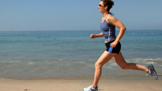 How Soft Surface Triathlon Run Training Works