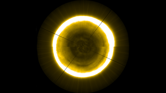 This Is a First: An Image of the Sun's North Pole