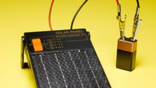 7 Great Weekend Solar Power Projects