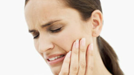Why do you have sore gums?