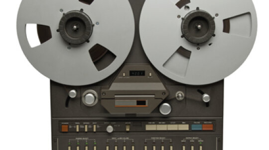 How is sound recorded on motion picture film?