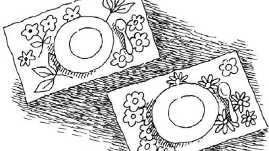 Spring Decoration Crafts for Kids
