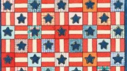 Stars & Stripes Forever Quilt Pattern