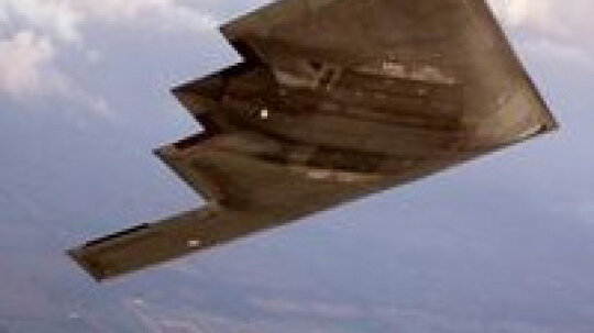 How Stealth Bombers Work
