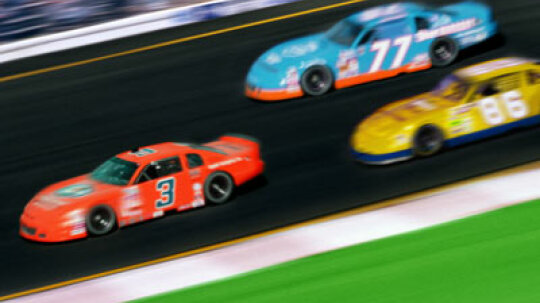 How Stock Car Painting Works