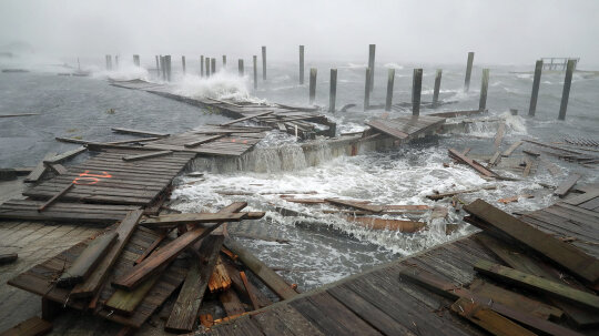 Storm Surge, Not Wind, Is the Deadliest Part of a Hurricane