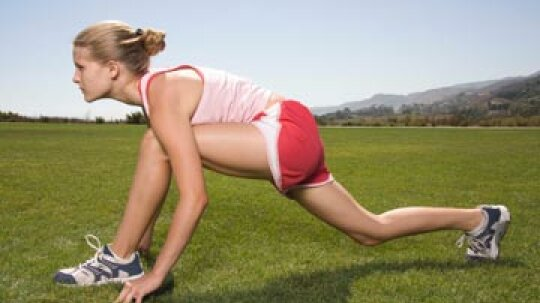 How Stretch Training for Triathletes Works