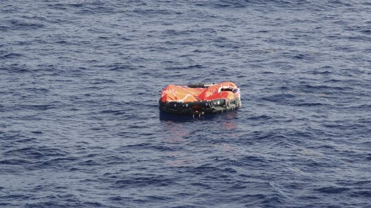 How Long Can You Survive Adrift in the Ocean?