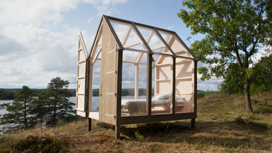 Could Three Days in This Swedish Cabin Reduce Anxiety?