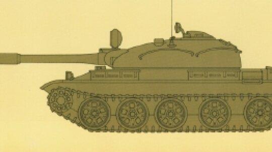 T-62 Main Battle Tank