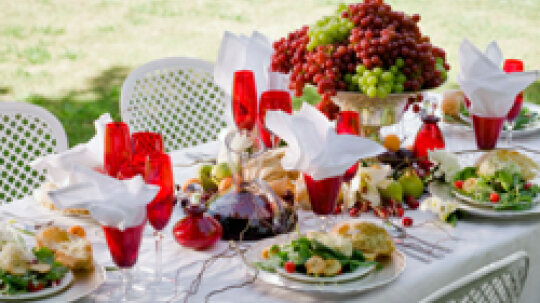 5 Dinner Party Table Setting Ideas