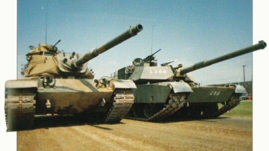 Historic Tanks
