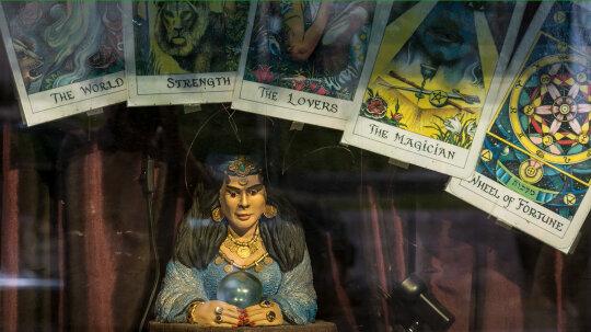 How Tarot Cards Work
