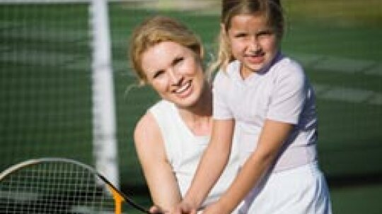 Tennis Games and Activities for Kids