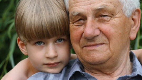 How are telomeres and aging related?