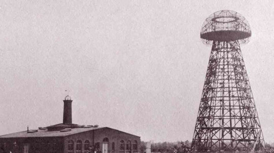 What's Really Going on at the 'Tesla Tower'?