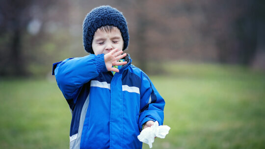 Can the Change in Temperature Really Make You Sick?