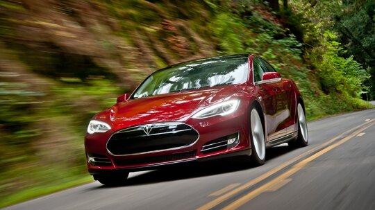 How the Tesla Model S Works