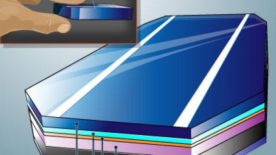 How Thin-film Solar Cells Work