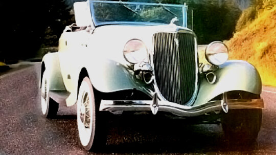 Timmis-Ford V8 Roadster