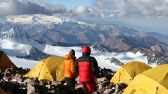 10 Tips for Camping at High Altitude