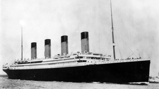 Colossal Conspiracies About Why the Titanic Sank