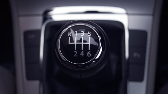 Are today's manual transmission cars more efficient than automatics?