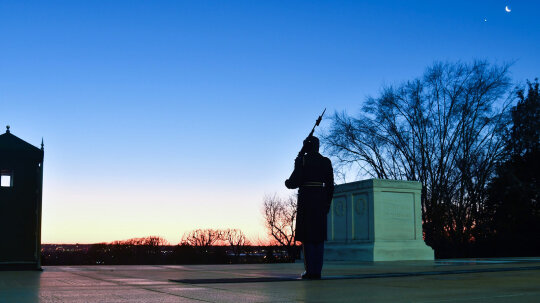 Nameless But Never Forgotten: The Tomb of the Unknown Soldier